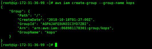 Deploy kubernetes on AWS - Programmer Sought