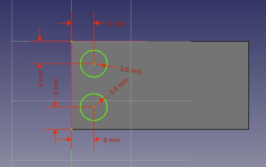 3d printing tool FreeCAD entry tutorial two---- LEGO building block