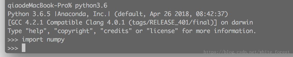 Mac installation Anaconda failed - Programmer Sought