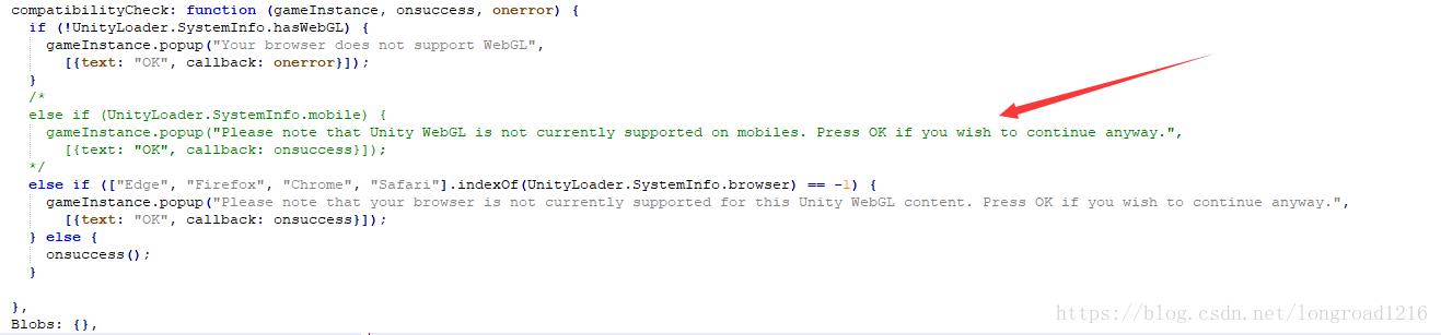 Unity3d's WebGL release and IIS deployment - Programmer Sought