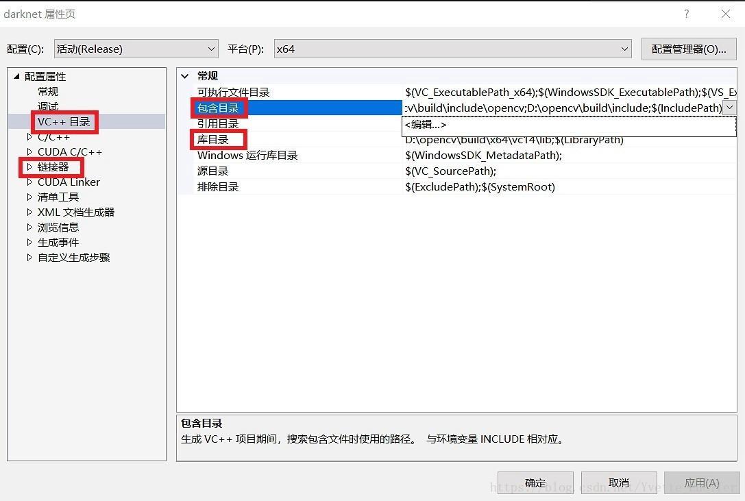 YOLO V3 is configured under windows - Programmer Sought