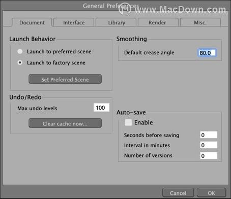 Easy to use 3D body design software on the Mac -