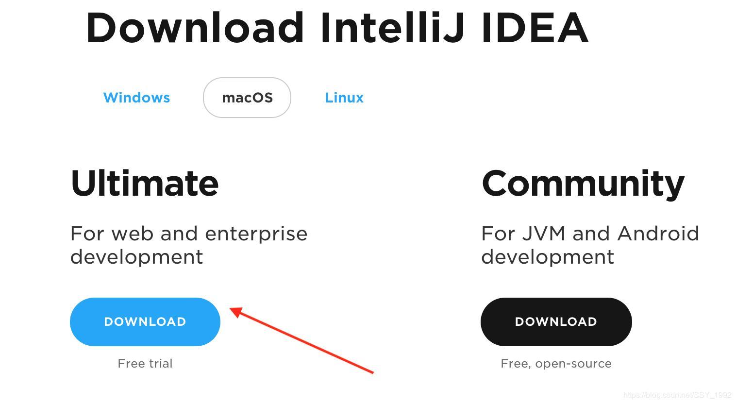Mac installs IntelliJ IDEA and activation method - Programmer Sought