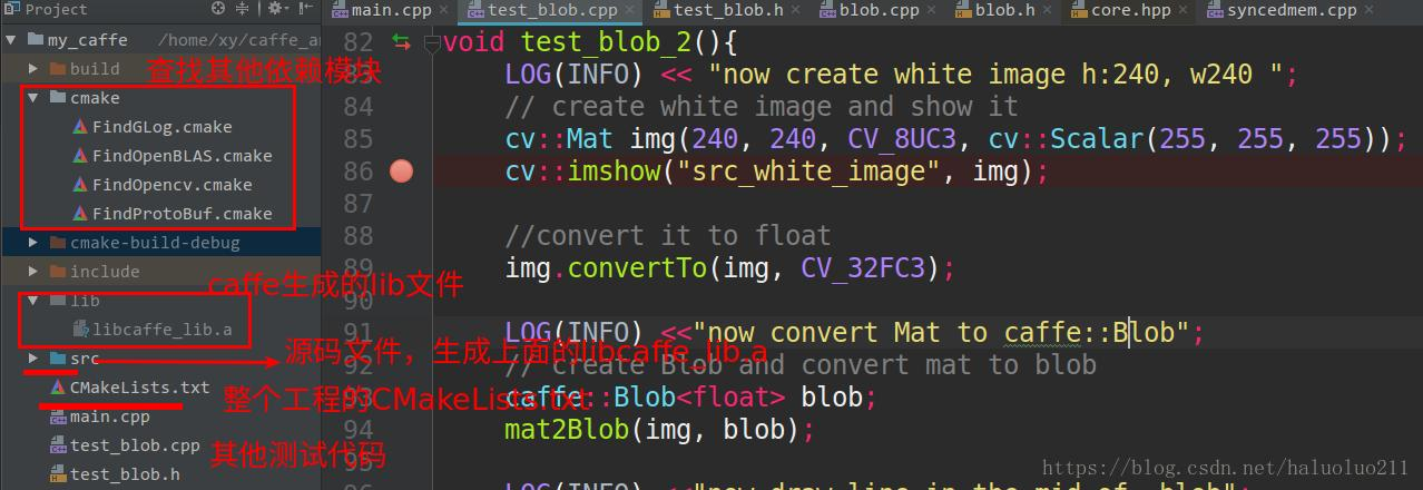 c++ mnist converted to opecv Mat - Programmer Sought