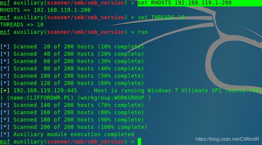 Basic steps to configure metasploit for remote attacks and basic