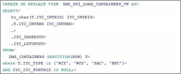 SQL】Oracle SQL monitor - Programmer Sought