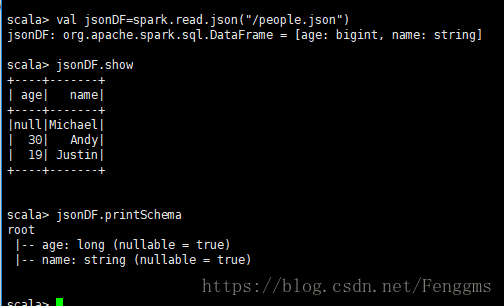 SparkSQL (3) - Spark SQL DataFrame operation - Programmer Sought