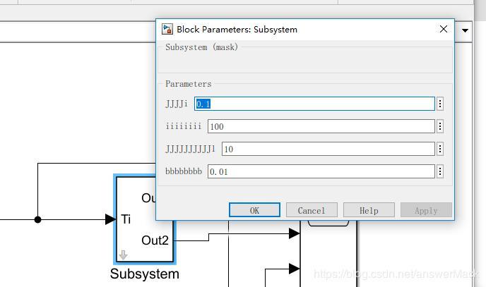 Matlab Simulink Subsystem Package Mask