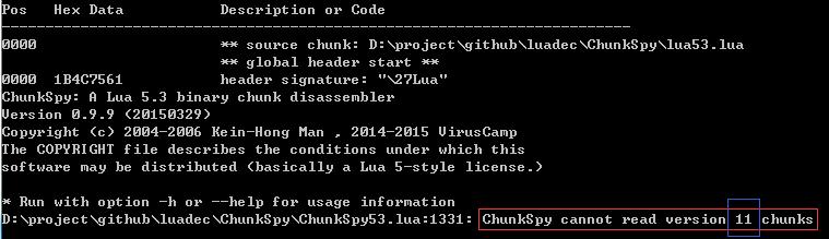 About LUA script decryption - Programmer Sought