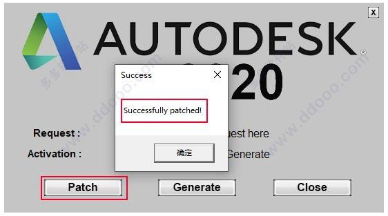 AutoCAD 2020 64-bit Chinese version with registration