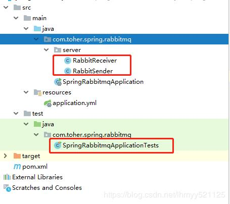 Develop RabbitMQ tutorial series with IDEA (9) Spring Boot 2 1 3