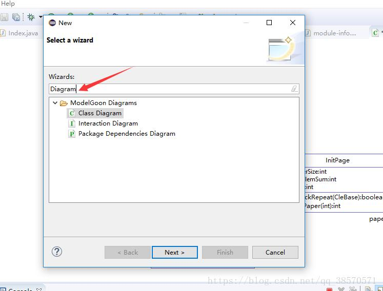 Eclipse Automatically Generates Uml Class Diagrams Based On Java Code Programmer Sought