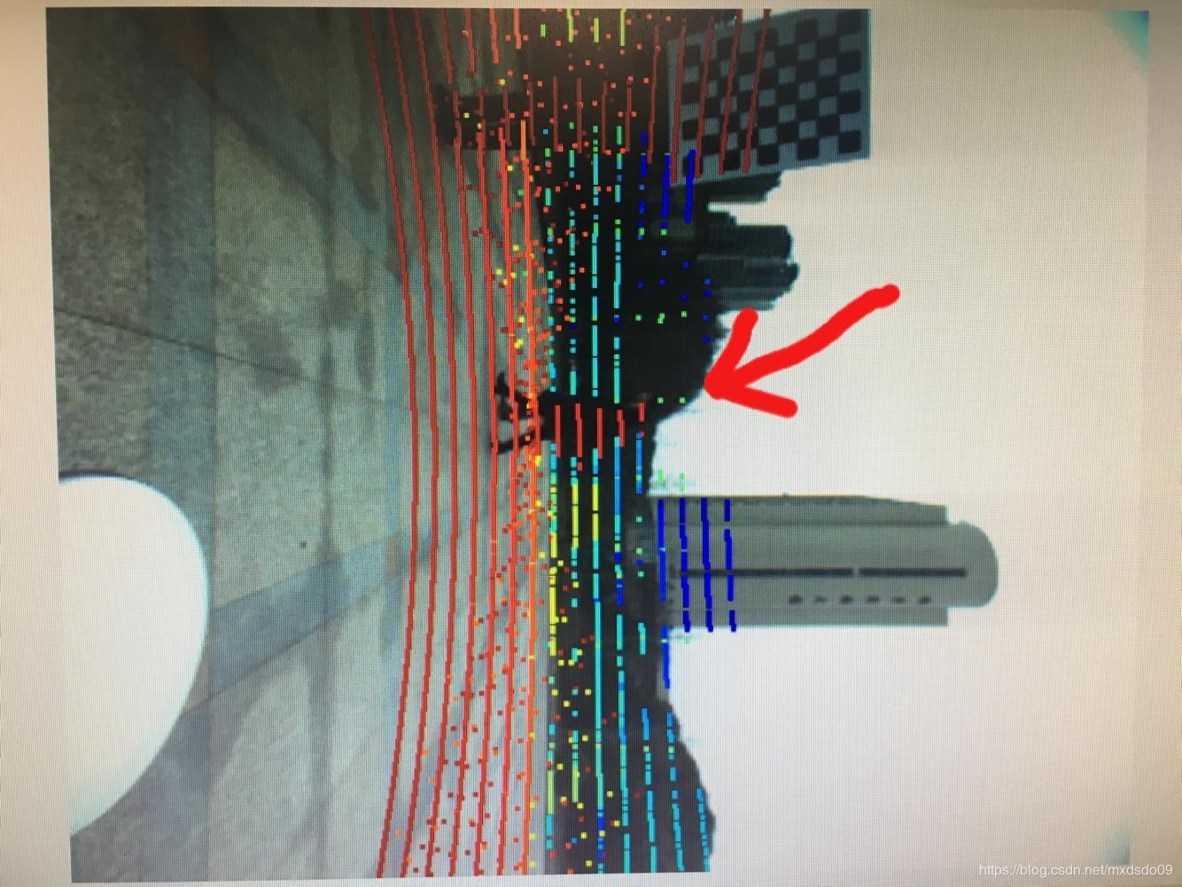 Laser radar (lidar) and camera (camera) joint calibration