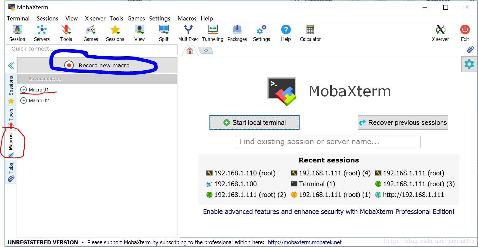MobaXterm tool - Programmer Sought