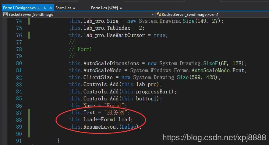 C# Network programming Socket foundation (2) Based on WinForm system