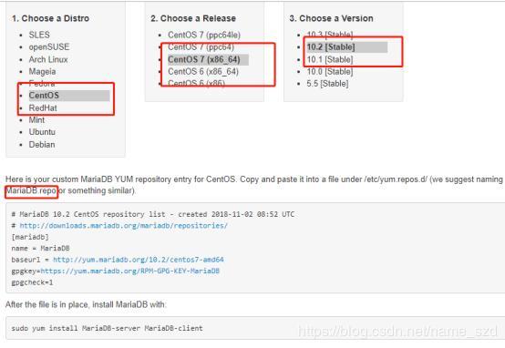 Mariadb online or offline installation - Programmer Sought
