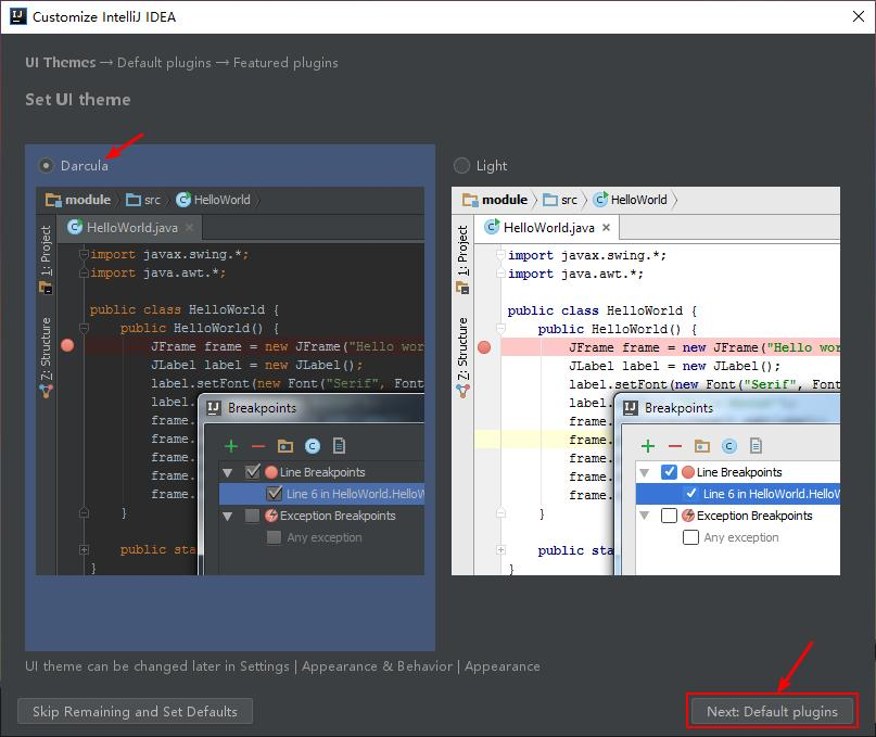JETBRAINS RIDER THEMES - IDE Plugins - material-theme