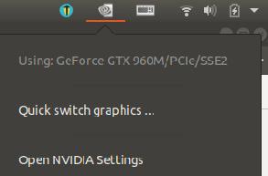 ubuntu 18.04 nvidia 960m drivers