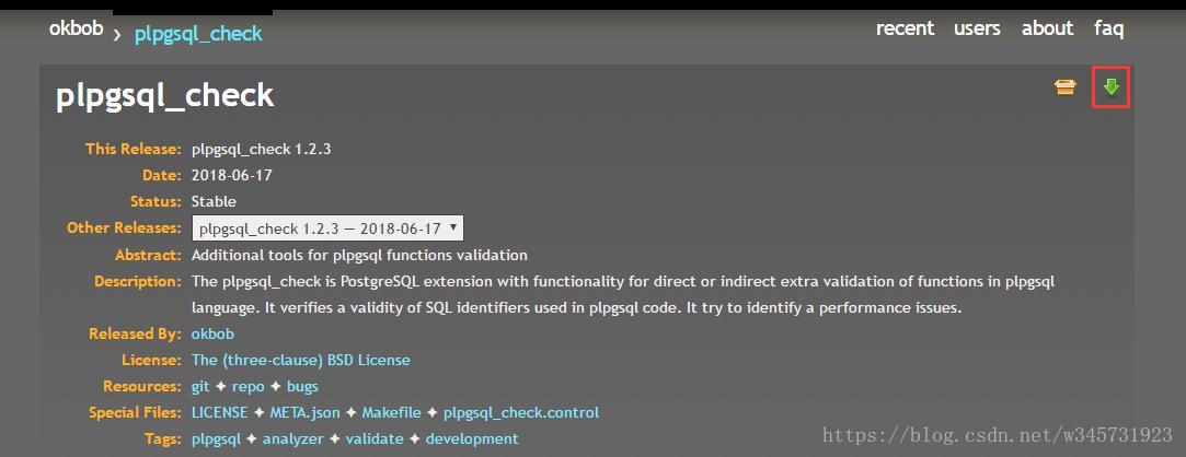 Windows 10 install PostgreSQL database plpgsql_check extension