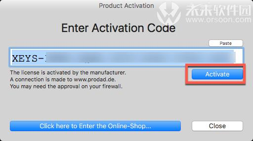 proDAD Mercalli for Mac (AE Video Stabilization Anti-Shake Plugin