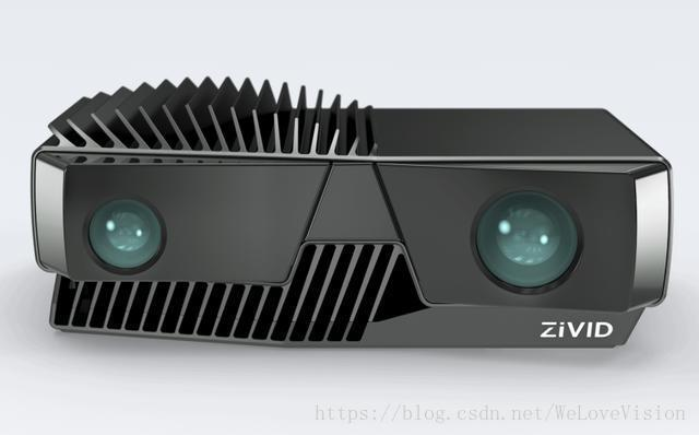 halcon tutorial] Zivid 3D machine vision realizes the first
