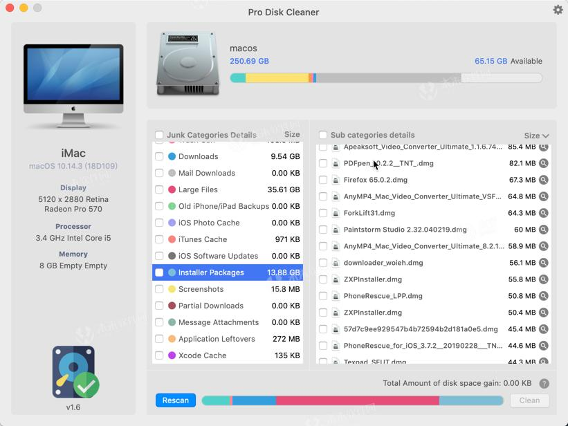 Pro Disk Cleane for Mac crack version permanent crack method