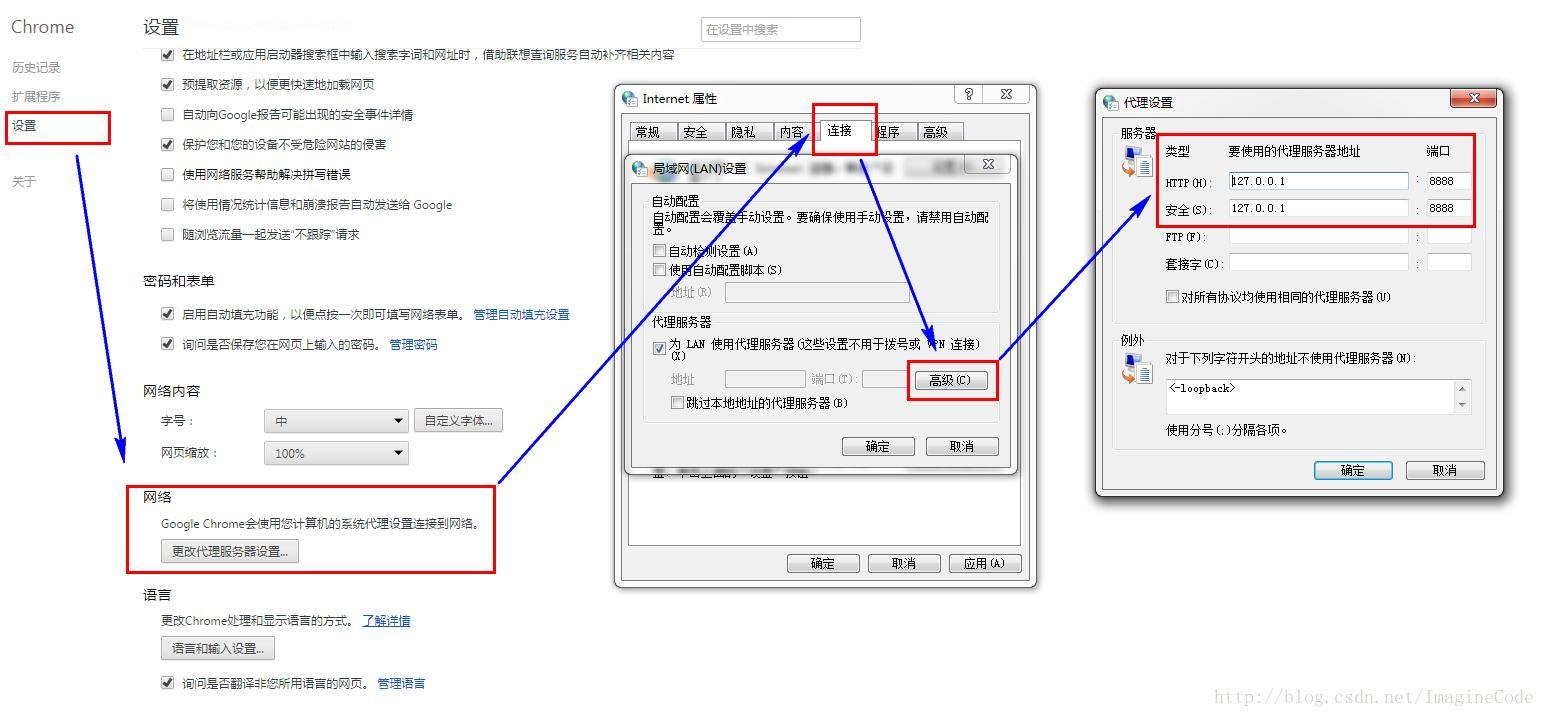 Fiddler capture package tutorial - Programmer Sought