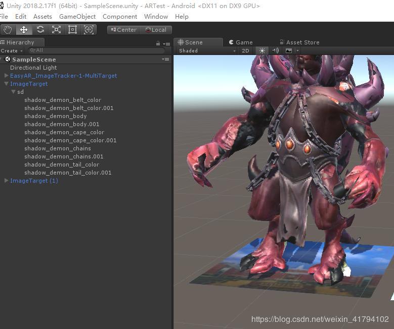 DOTA2 hero model (model and texture) export (import to Unity