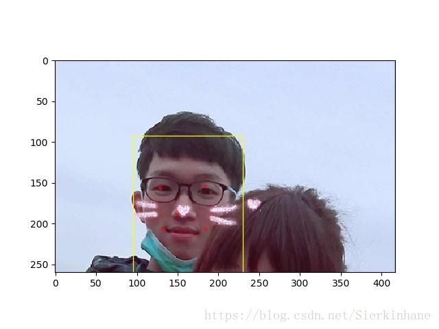 Pytorch Implementation of Face Detection Algorithm MTCNN
