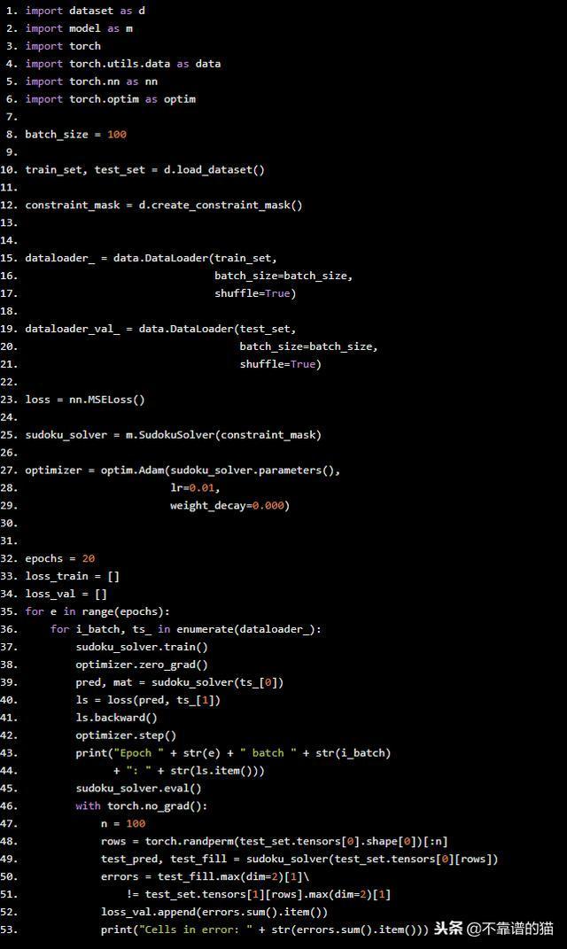 Sudoku RNN in PyTorch - Programmer Sought