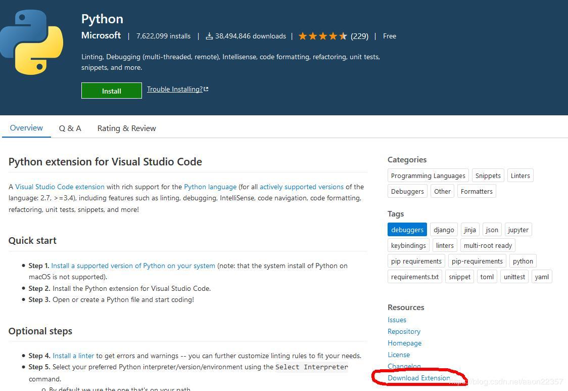 VSCode online installation plugin error - Programmer Sought