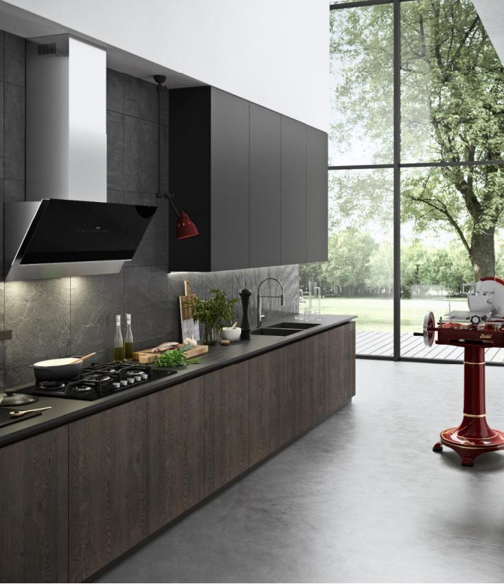Italian Kitchen Appliance Brand Mk Conveys Aesthetic Appeal And Sensory Experience Programmer Sought