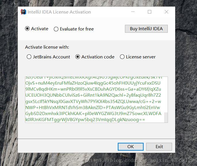 Jetbrains Activation Code Github