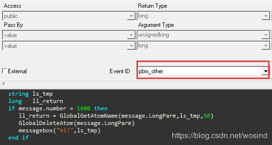 PowerBuilder uses python program to import excel files