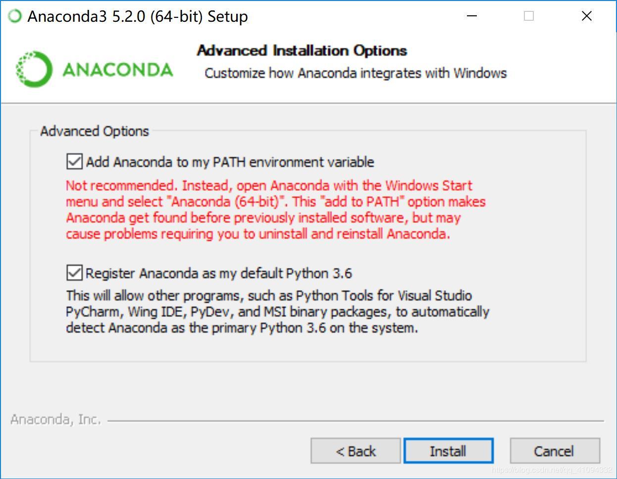 Conda install ssl