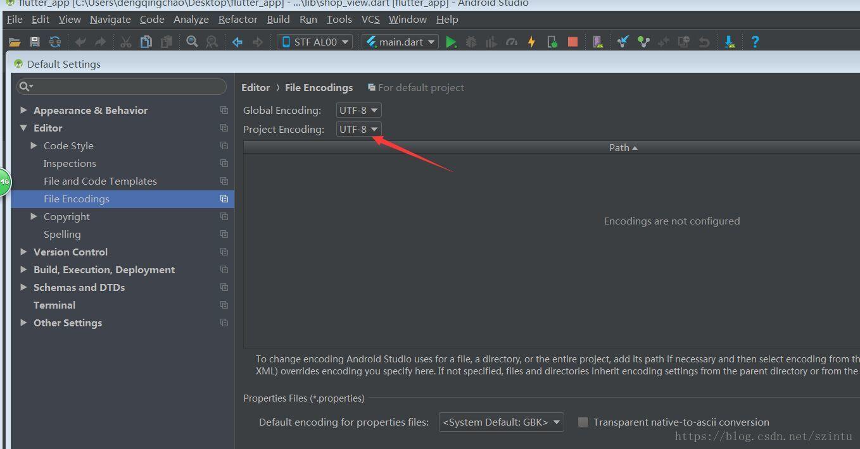Solve flutter's FormatException: Bad UTF-8 encoding problem