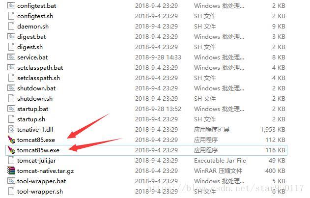 Window starts multiple tomcat - Programmer Sought