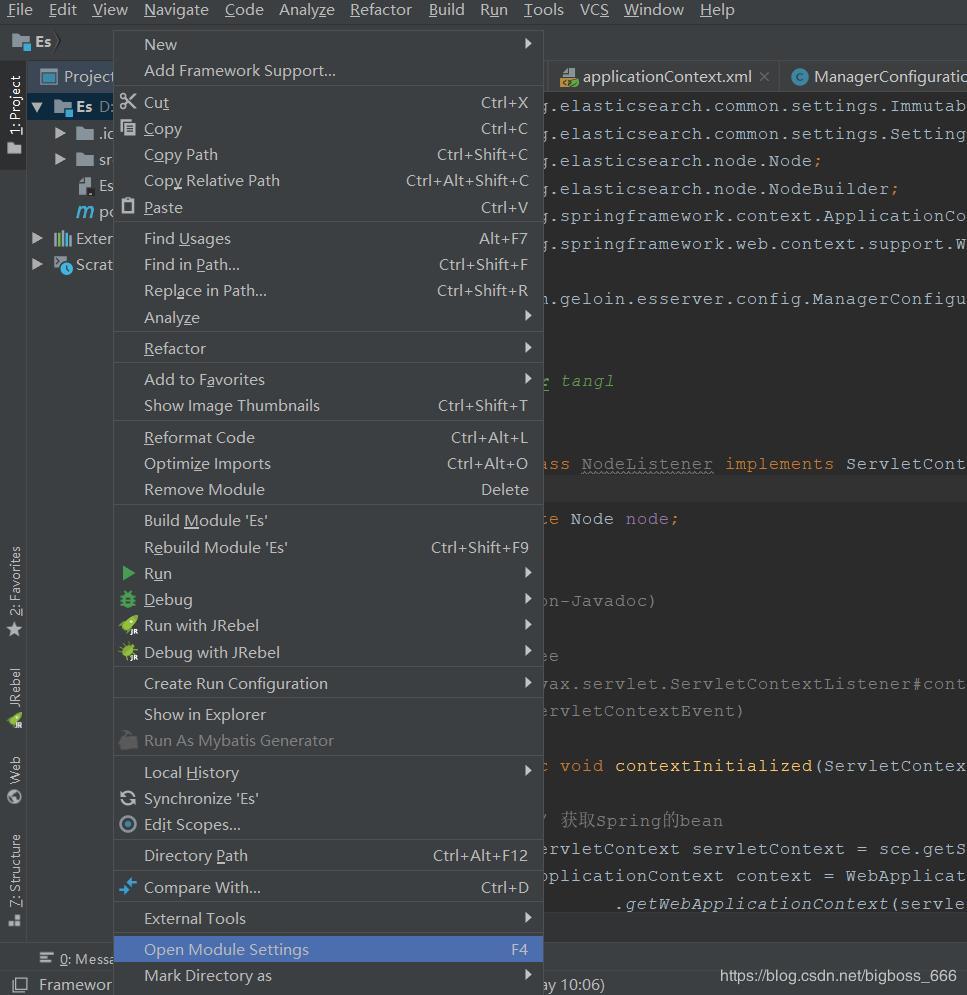 Intellij IDEA import external project javax servlet http does not