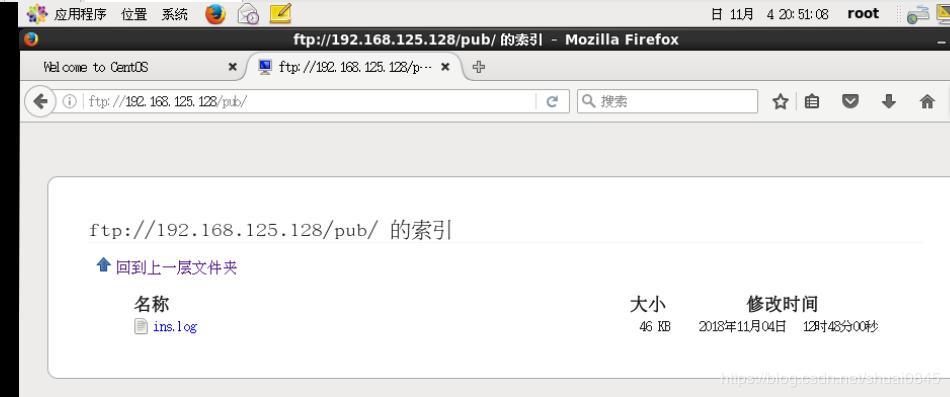 Lab 5 FTP Service Configuration - Programmer Sought