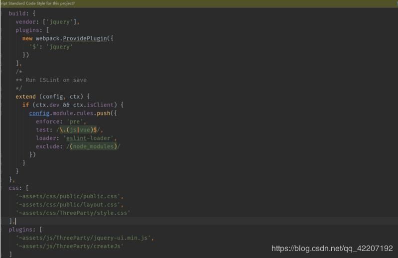 Nuxt first error after running the project - Programmer Sought