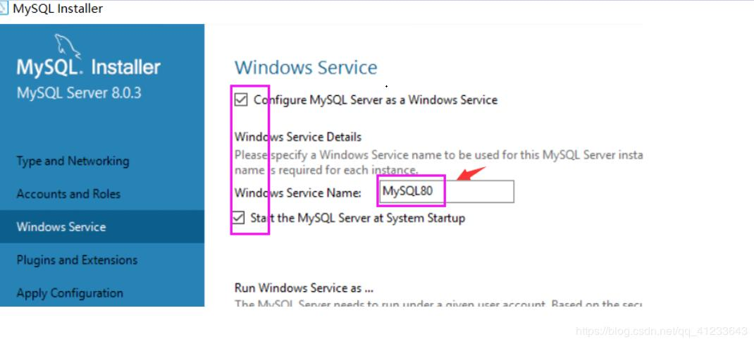 Regarding mysql failed to start, the service did not report any