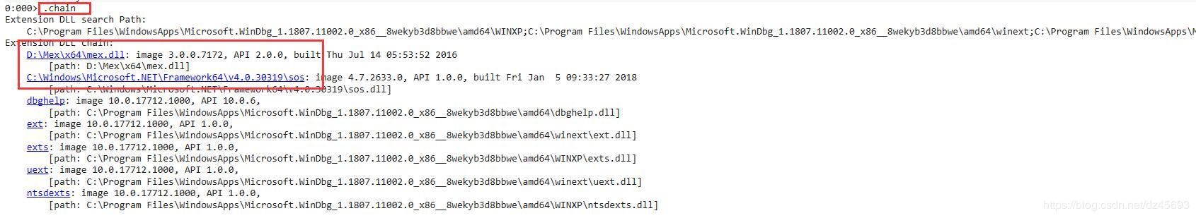 Windbg Program Debugging Series 1 - Common Command