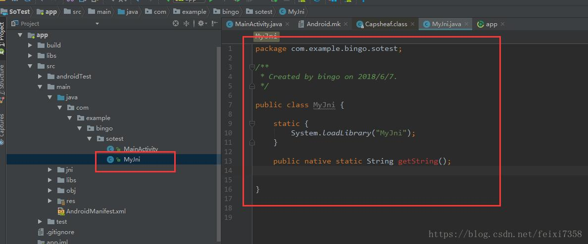 Packaging and use of so and jar files in Android Studio - Programmer