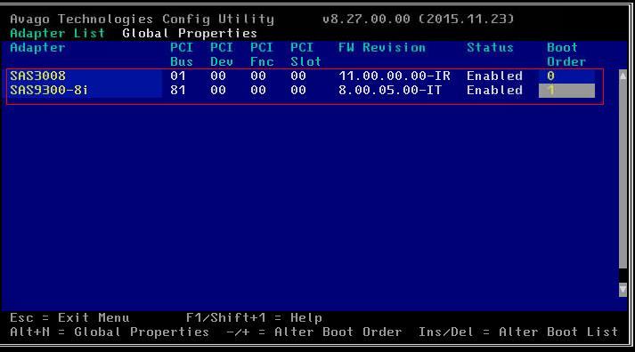 LSI 3008 - Programmer Sought