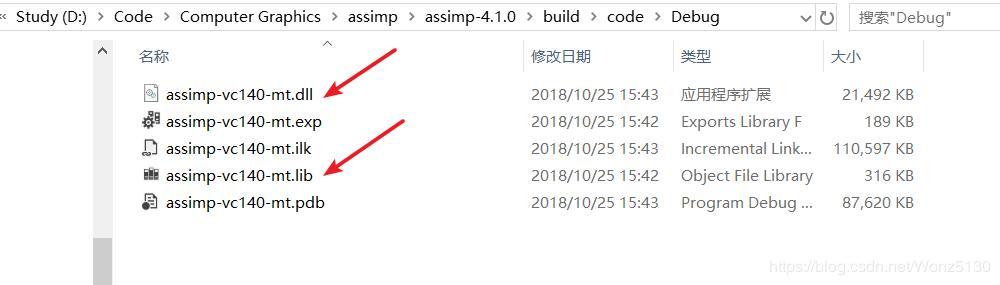 OpenGL Assimp environment configuration - Programmer Sought