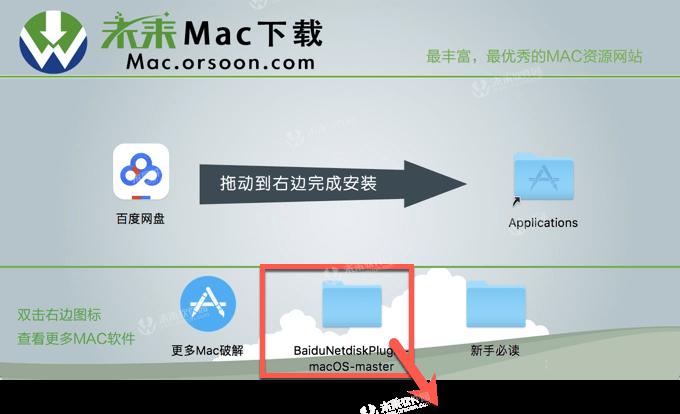 Baidu network disk crack version MAC - Programmer Sought