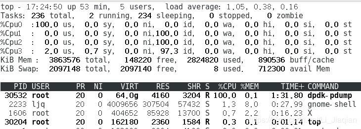 package] dpdk, ettercap, netmap, netsniff-ng - Programmer Sought