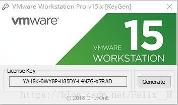 key vmware workstation pro 15