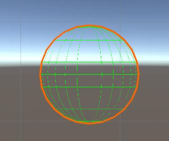 Rendering geometry edge problem with unity shader and screen