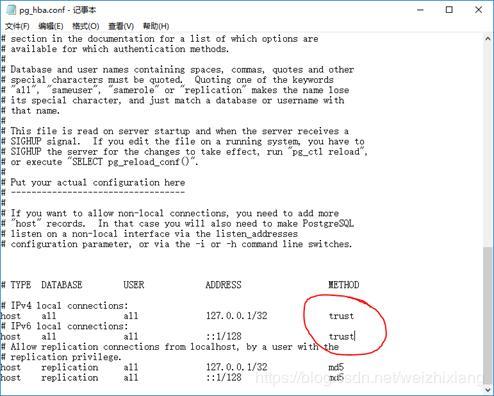 Import osm data using osm2pgsql on win10 - Programmer Sought